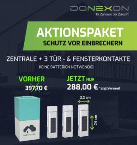 Aktion_Donexon_enocean+3TürundFensterkontakte-instagram