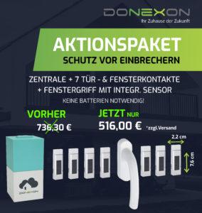 Aktion_Donexon_enocean+7TürundFensterkontakte+podego-instagram