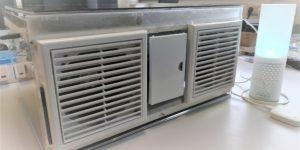 Energieautarkes Lüftungssystem mit Wäremrückgewinnung und Vernetzung mit Sensoriküber Z-Wave oder ZigBee