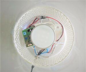 Technik Co2 RGB Ampel Gesundheitsschutz und Smarte Steuerung für Smartbuilding